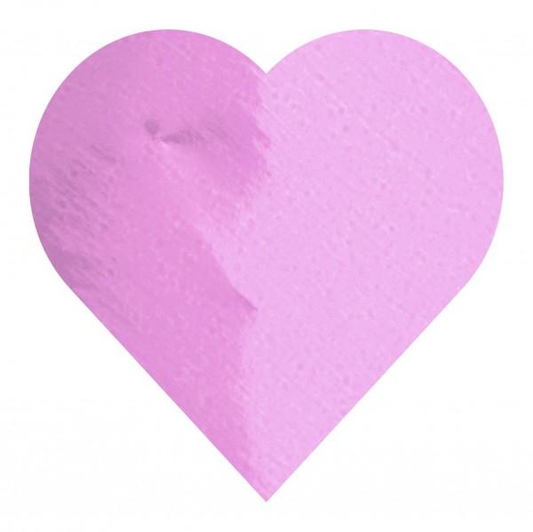 Goodtimes Folienkonfetti 3cm Herz 15g Pink