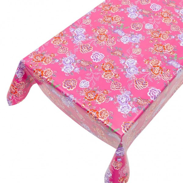 Lackfolie PVC Indochine Pink