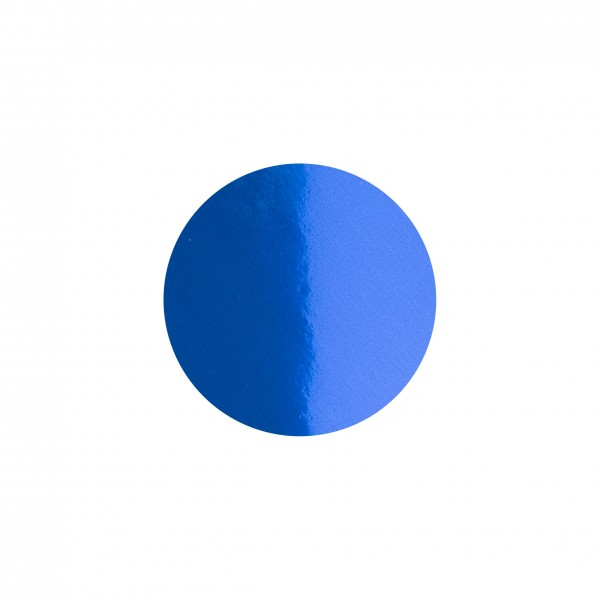 Goodtimes Folienkonfetti 1cm Rund 15g Blau