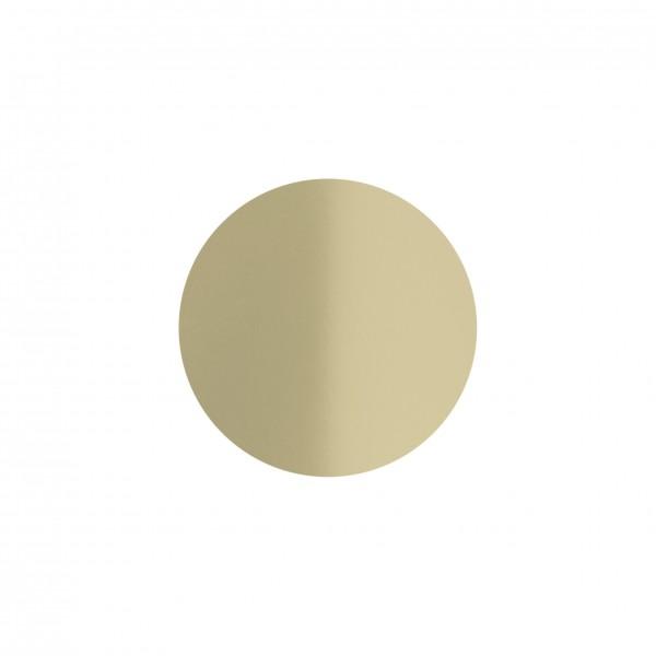 Goodtimes Folienkonfetti 1cm Rund 1kg Satin Gold