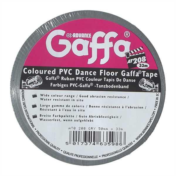 Tanzbodenband Advance Gaffa , AT208 33m x 50mm