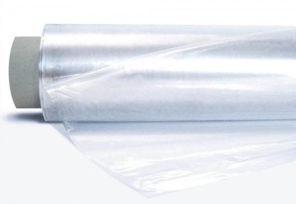 Transparentfolie klar, 70my, 140cm Breite, 10m Länge