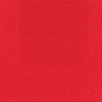 Event Filz Teppich Meterware 200cm Breite mit Folienabdeckung Rot (Red) Rot (Red)