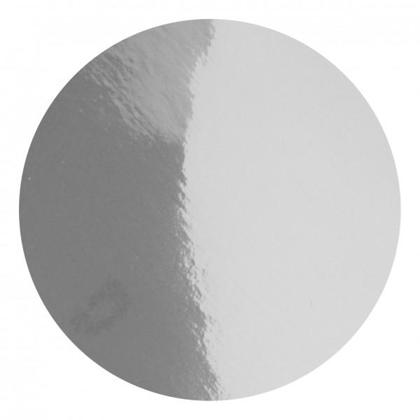 Goodtimes Folienkonfetti 2cm Rund 1kg Silber
