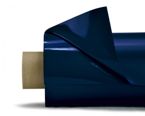 Lackfolie Standard, 150my, 130cm Breite, 30m Länge