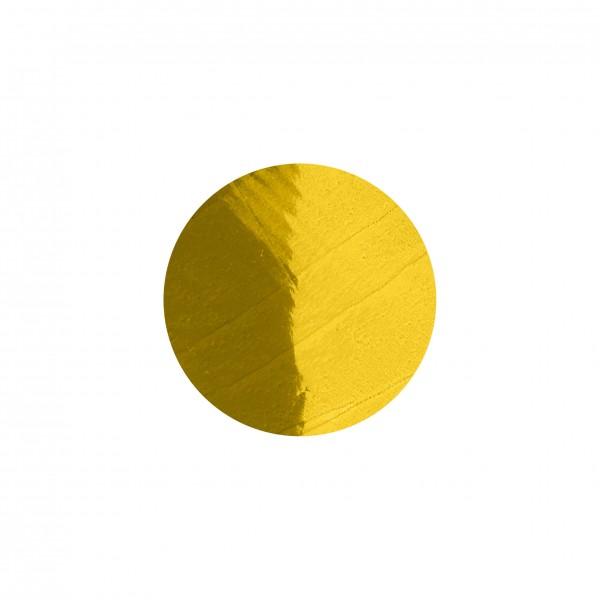 Goodtimes Folienkonfetti 1cm Rund 1kg Gold