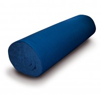 Molton 60m Ballen 300cm Breite 160g/m² Blau Blau