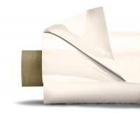 Lackfolie Premium, 150my, 130cm Breite, 30m Länge Weiss Weiss