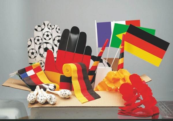 Dekopaket Deutschland 49 Teilig